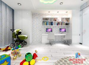 Children's Play room interior design
